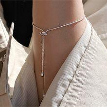 55445单层链, 其他分类特征蛇链 整件925银