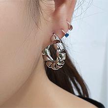 55483耳钉式C形 螺旋形