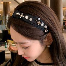 55799发箍发带, 蝴蝶结蝴蝶结 发箍 圆形 星星 珍珠 珠子