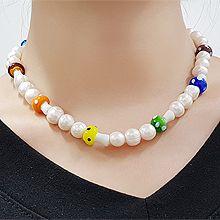55692穿珠�, ��渔�, 植物蘑菇 �A�c 天然珍珠 珠子