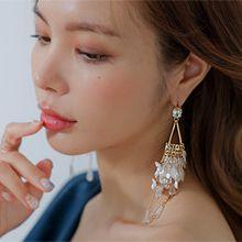 55849耳�式流�K 三角形 珍珠 珠子 �L方形 水滴形
