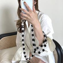 55883珠子 手机链