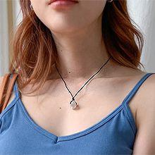 55850绳子形, 单层链圆形 椭圆形 水滴形