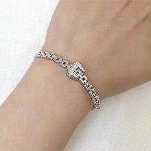 韩国东大门手链56075带子表带, 单层链表链形