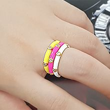 韩版气质戒指56169圆形